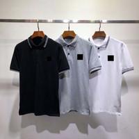 Мужчины Женские футболки Высокое Качество Повседневные моды Чистая хлопчатобумажная печать Черные белые мужские и женские футболки размер M-2XL S1