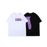 Moda Stilisti Kadın T Gömlek Erkek Kadın Çiftler Yüksek Kalite Pamuk Tişörtleri Hip Hop Tees Kadın Giysileri Tops