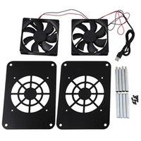 Almofadas de refrigeração do laptop Fan de roteador sem fio usb Power silencioso radiador de tv caixa de tv