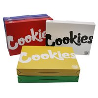 Newest Cookies LED Glow Tray Rechargeable Smoking SF Califor...