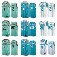 NCAA Charlotte.ШершельникиMen Lamelo Ball Gordon Hayward Devonte Graham 2020/21 Swingman City Баскетбол Джерси Зеленая Новая Униформа