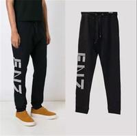 2020 diseñadores para hombre pantalones joggers moda moda hip-hop jogger pantalón estilo casual lujos pantalones pantalones para hombre pantalones deportivos deportes