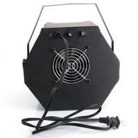 25W AC110V Mini Máquina de Bolha fácil de transportar iluminação de palco para casamento / bar / palco preto por atacado
