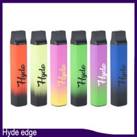 Dispositivo de vagem descartável da borda de Hyde 1100mAh Bateria 1500 Puffs 6ml Vape Vape Pen vs Air Bar 0268185-1