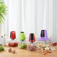Электрические шлифовальные и овощные шерстики Shredder Многофункциональные кухонные инструменты Фруктовые овощные соковыжималки и кофемолка
