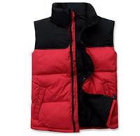 2020 Kış Erkekler En Kaliteli Aşağı Hoodies Ceketler Kamp Rüzgar Geçirmez Kayak Sıcak Aşağı Ceket Açık Rahat Kapüşonlu Spor Yelek