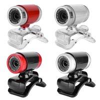 VbestLife A860 HD Webcam 12.0 m Piksel CMOS USB Web Kamera Dijital Video HD Dahili Mikrofon 360 Derece Rotaion Klipsli