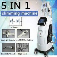 2020 Новая ультразвуковая липосакция кавитация для похудения Вес уменьшить мелкие машины для похудения Липо Лазерное тело Формут красоту Оборудование на продажу