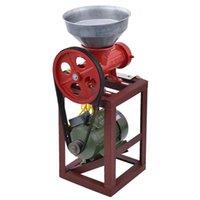 Fleischschleifmaschinen 32 # Elektrische Gusseisen Hund Tierherstellung Maschine Hühnerfisch Knochenschleifer mit Wurststufel-Füllmaschine2200W