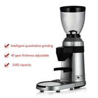 Wellhome ZD-16 طاحونة كهربائية مطحنة القهوة الإيطالية المنزلية والتجارية التلقائي طحن مطحنة مقهى كفاءة