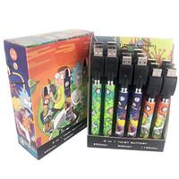 Новое Прибытие Vape Cartridge Аккумуляторная аккумуляторная батарея для предварительного нагрева Батареи Vape Pen Переменное напряжение 3.3V-3.6V-3.9V-4.2V Vaporizer E CIG 510 аккумулятор