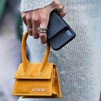 Marke Mini Abendtaschen Große Griff Schulter Handtasche Designer Square Matte Frauen Crossbody Bag Abnehmbare Riemen Weibliche Kupplungsbeutel C1123