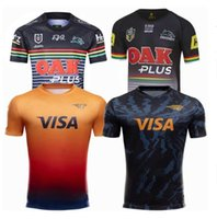 Top New New 18 2019 2020 2021 Jaguares Panther Tiger Rugby Jerseys Rugby League Jersey 19 20 21 Camisetas S-5XL