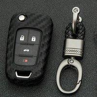 Matt Carbon Fiber Smart Car Case Cource Cover FOB Протектор Аксессуары для Buick
