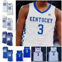 Kentucky Wildcats Jersey NCAA College 0 Fox 22 Gilgeous-Alexander 23 Murray 12 Cidades 11 Parede 4 Rondo 11 Dontaie Allen