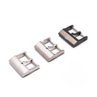 Hebillas de moda Banking Pin Hebillas Correa Cinturones Reloj Accesorios 20mm