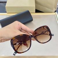 Mujeres oro tortuga marrón shaed gafas de sol damas moda gafas de sol gafas de sol gafas de alta calidad con caja