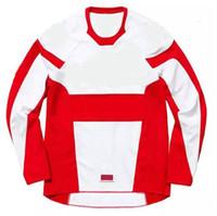 El nuevo traje de motocicleta de motocicleta de carreras de carreras de carreras en caliente, camiseta, camiseta, bicicleta de montaña, traje de ciclismo, se puede personalizar