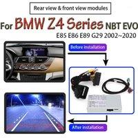 Z4 E85 E86 E89 G29 2006 ~ 2020 CIC NBT EVO 시스템 인터페이스 어댑터 원래 자동차 화면 업그레이드 후면보기 카메라 디코더 1