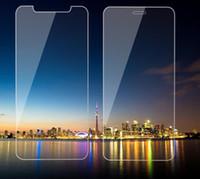 iPhone 12 미니 11 Pro Max XR XS X 6 7 8 Plus에 대 한 DHL 0.3mm 2.5D 9H 강화 유리 화면 보호기