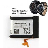 Samsung Dişli S3 S2 Akıllı İzle için Yedek Pil İzle BR720 BR730 BR760 BR380 ve Diğer Ürün