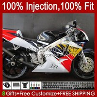 Инъекция для Honda NSR250R MC28 1994 1995 1996 1997 1998 1999 102HCC.72 белый черный NSR 250 R PGM4 250R NSR250 R 94 95 96 97 98 99