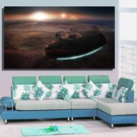 Millennium Falcon Science Fiction Movie Posters Prints Creat...