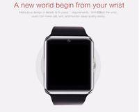 GT08 Smartwatch mit SIM-Karten-Slot-Touchscreen Android-Armband Smart Watch für Apple Bluetooth-Anrufeuhren