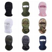 Máscara de vento ao ar livre Barakra Caps de inverno Máscara de proteção solar de proteção solar à prova solar dustproof ciclismo headgear orelha mascarada muffs yhm153-1