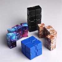 Infinity Cube Mini Toy The Finger EDC Тревога Стресс Средства Рельеф Куб Блоки Детей Дети Смешные Игрушки Лучшие Подарочные Игрушки Для Детей Образование