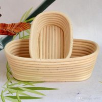 Toksik Olmayan Baget Ekmek Sepetleri Pratik Mutfak Pişirme Araçları Hamur Banneton Brotform Prova Kanıtlama Rattan Sepet Yeni 31xH5 ZZ