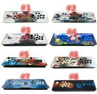 3D 게임 콘솔 9D 시리즈 파이팅 머신 2700 게임 로커 아케이드 게임 기계 206-1