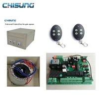 Substituição universal do circuito do microfone do modelo da placa do PWB do Controle do Access Modelo AC 220V DC24V para o abridor da porta do balanço