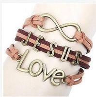 2020 45 estilos braceletes braceletes infinitos amor acreditar pérola amizade charme multilayer charme pulseiras mulheres