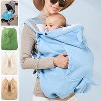 Peças de carrinho acessórios Outono Bebê quente Bebê Carrier Manto Capa de Manto Inverno Canguru Infantil Infantil Strap Hug Quilt para Cintura