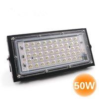 Modulo a LED Spotlight 50W watt 110v220v Proiettore alluminio Peso 137 grammi 6500k illuminazione all'aperto fabbrica