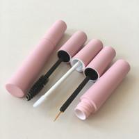 10ml leere Lippenglanzschläuche Balsam Flasche Leere Eyeliner Mascara Kosmetische DIY Nachfüllbare Behälter Lippenstift RRD3006