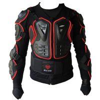 Armadura de motocicleta Ba-03 Serie Cuerpo de carretera PROTECTOR AGANTES MOTO CROSS Protector CE aprobado