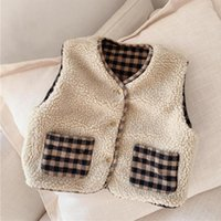 Vest For Kids Children' s Sleeveless Jacket Kid Vest Gir...