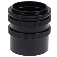 Lens Adapters Mounts Macro Extension Tube Ring för M42 42mm Skruvmonteringsuppsättning Film / Digital SLR inkluderar 3 rör 9 mm / 16 mm / 30 mm adapter1