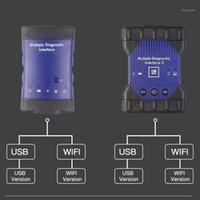 Diagnosewerkzeuge MDI Mehrere Schnittstelle GM WIFI / USB ECU-Programmierer OBD2 Scanner Diagnosewerkzeug WIFI OBDII Diagnostic1