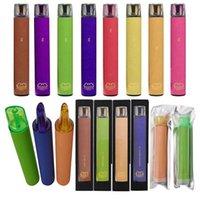 Imprimer Personnalisé Vape Pen 1200mah Vapes Batterie Batterie Top Top Populaire Jetatable E Cigarette 2000 Puffs 1200 Mah Puff Max Taps