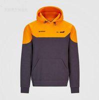 2021 F1 Yarış Ekibi Hoodie Kazak Sweatshirt Aynı Stil Özelleştirilebilir