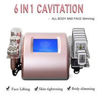 2021 Новая Ультразвуковая кавитация Липо Лазерный лазер для похудения Тело для тела Ультразвуковой Липолязер Тел для похудения Ультразвуковая машина Cavitaiton