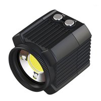 Diving Photography Fill Light Waterproof LED Light Mini Port...