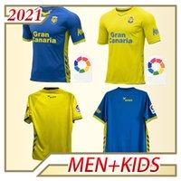2021 أعلى جودة Las Palmas Soccer Jerseys Camiseta de Fútbol Rober González UD Á. LEMOS 14 المنزل قميص ثالث
