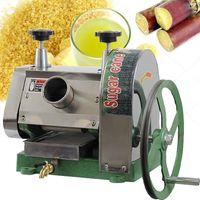 50 kg / haltainless stahl manuelle sugarcans saft maschine sugar cane suicer cane-saft squeezer sugarcans saft extractor maschine ce