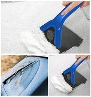 Multi Função Carro Snow Shovel Windshield Removedor de Neve Escova de Neve Multi Functional Descongelamento Ferramenta T9I00924