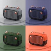 2GV8 بلوديو المتكلم الصلب المتكلم wsbluetooth المتحدث المعادن التعريفي الصغيرة الساخنة بندقية المحمولة البسيطة الراديو