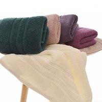 40 * 80cm 200g Erwachsene Baumwolltuch Baumwolltuch Bad Sauna Zimmer Haushalt Fünf-Sterne-Hotel Bath1